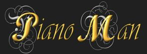 PIANO MAN Logo